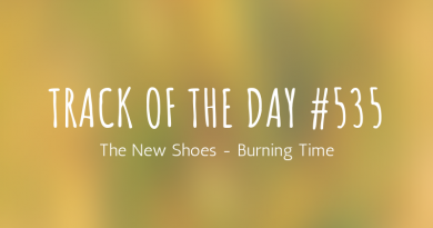 The New Shoes - Burning Time