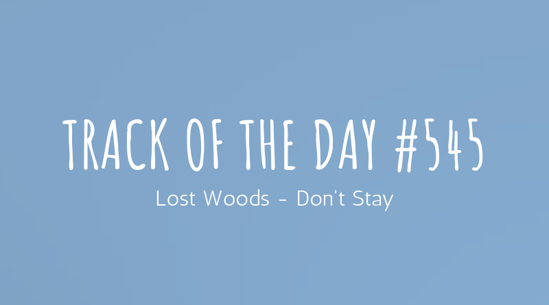Lost Woods - Don't Stay