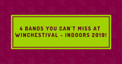 Winchestival - Indoors 2019