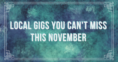 Local gigs you can't miss this November