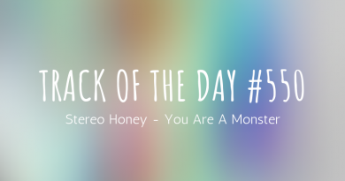 Stereo Honey - You Are A Monster