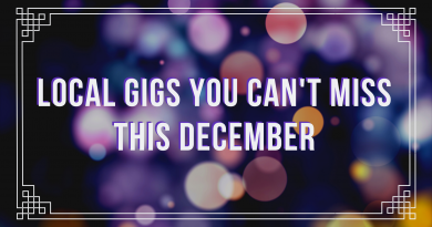 Gigs you can't miss this December