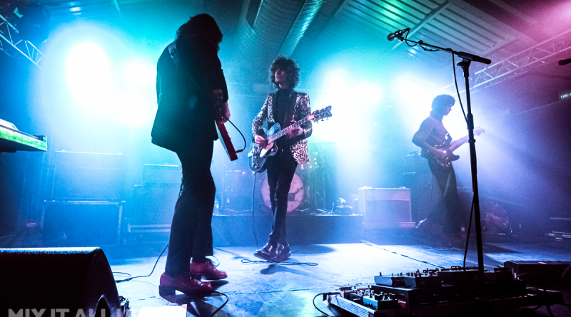 Temples live at Engine Rooms, Southampton - 07/12/19