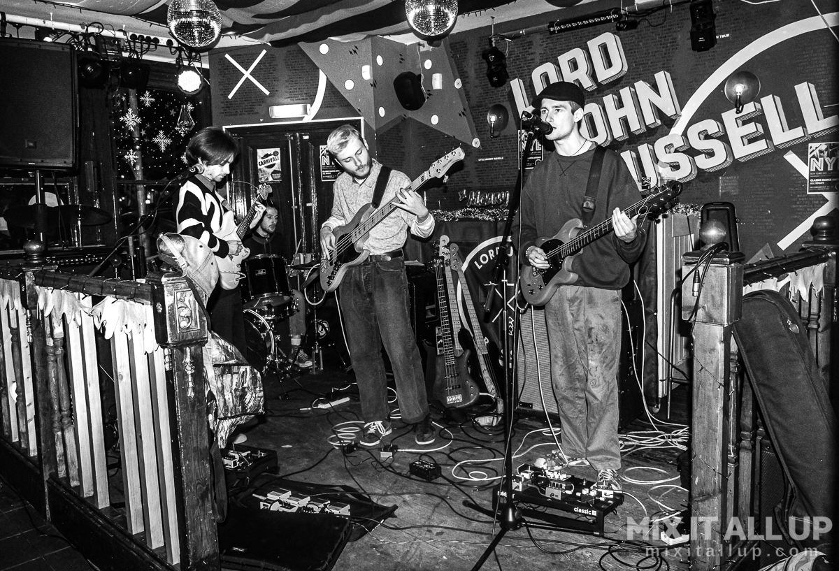 Web live at The Lord John Russell, Southsea - 27/12/2019