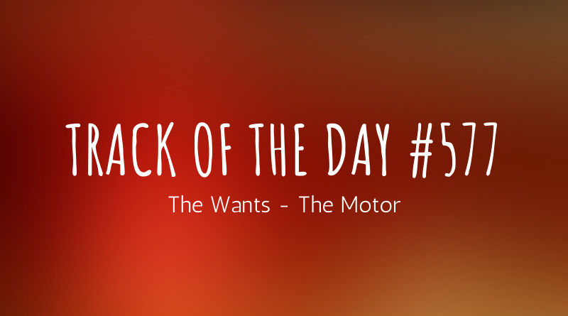 The Wants - The Motor