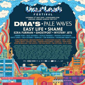 More names added to Live at Leeds 2020 lineup!