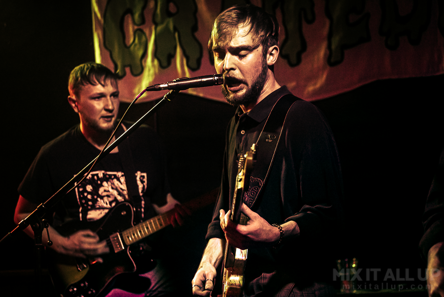 Tundra Love live at the Edge of the Wedge, Portsmouth - 02/02/2020
