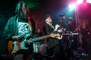 The Zangwills live at the Edge of the Wedge, Portsmouth - 28/02/20