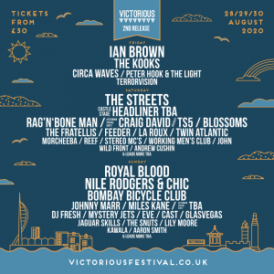 Victorious Festival Line Up Announcement 2