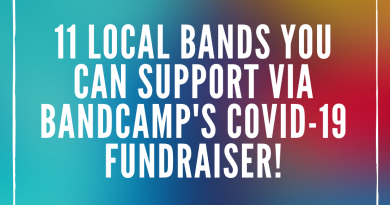 11 Local Bands You Can Support Via Bandcamp's Covid-19 Fundraiser!
