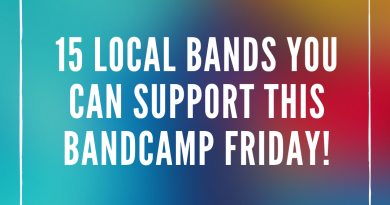 15 Local Bands You Can Support This Bandcamp Friday!