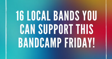 16 Local Bands to Support on Bandcamp Friday