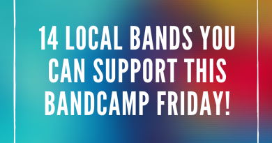 Bandcamp Friday 2021 Local Artists