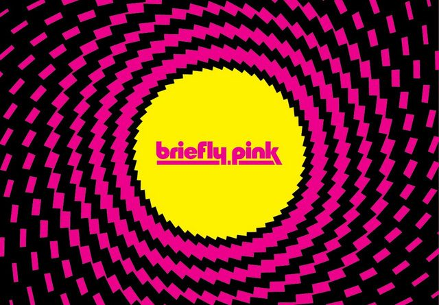 Briefly Pink - Waves