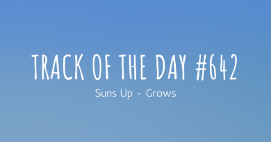 Suns Up - Grows