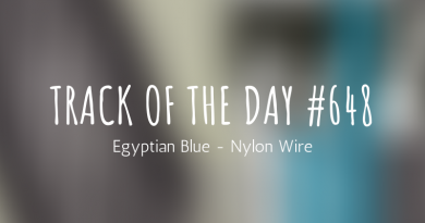 Egyptian Blue - Nylon Wire