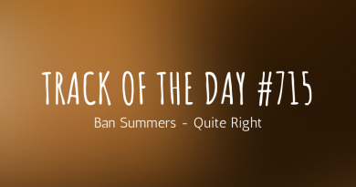 Ban Summers - Quite Right