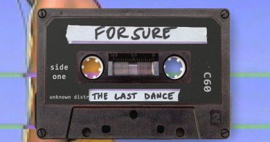 For Sure - The Last Dance