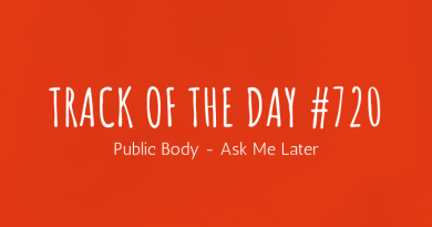 Public Body - Ask Me Later