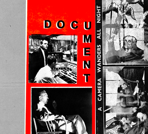 Document - The Spy Who Came In from the Cold