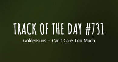 Goldensuns - Can't Care Too Much