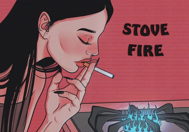 StoveFire - Another Song for Broken Hearts