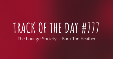 The Lounge Society - Burn The Heather