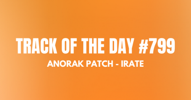 Anorak Patch - Irate