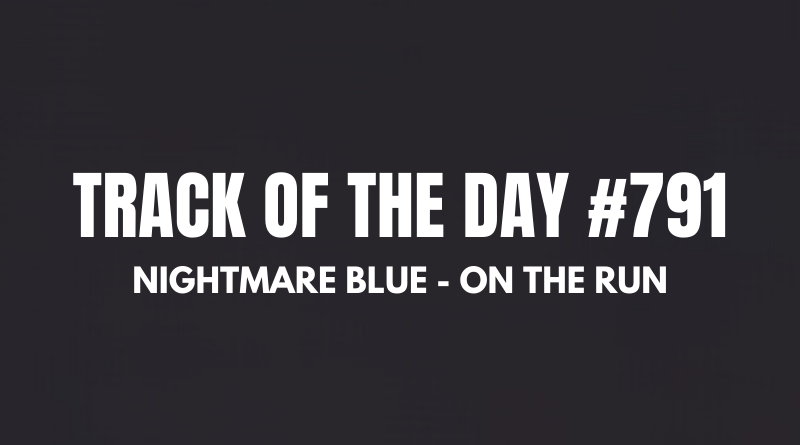 Nightmare Blue - On the Run