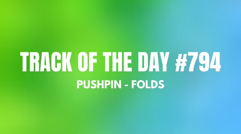 Pushpin - Folds