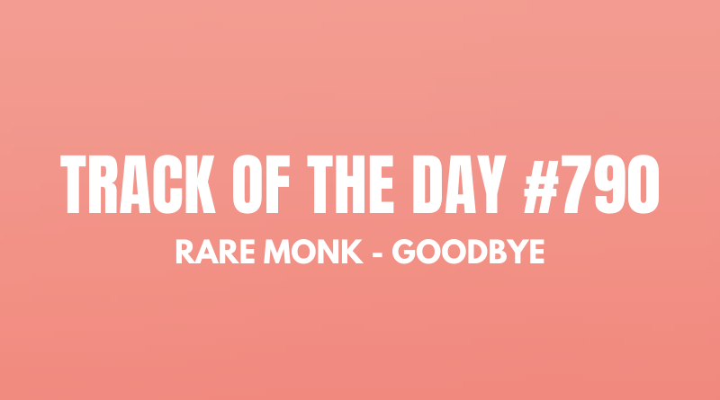 Rare Monk - Goodbye
