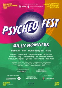 Psyched Fest 2021