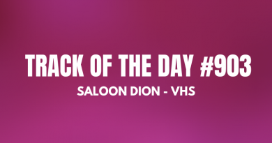 Saloon Dion - VHS